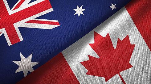 Canada & Australia Flags.jpeg