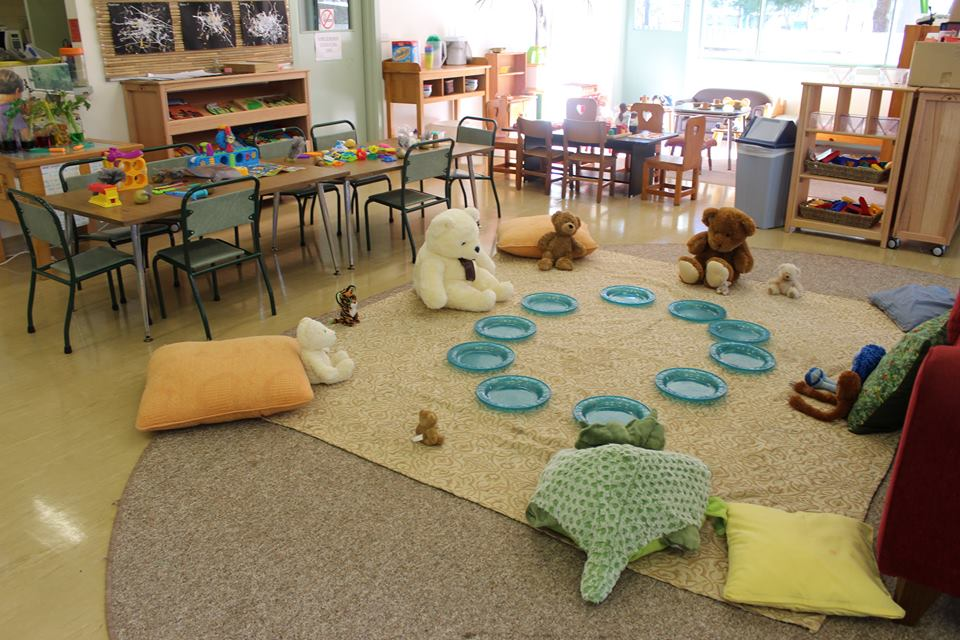Education - Playgroup Inside