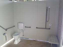 Camping - Shower Amenities
