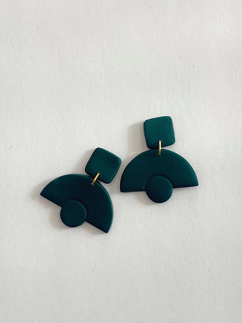 Deep Emerald // Style 2