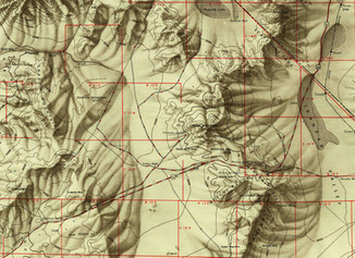 USGS digital map series, old and new, is inspiring for outdoor buffs