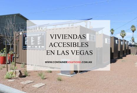 Viviendas accesibles en Las Vegas