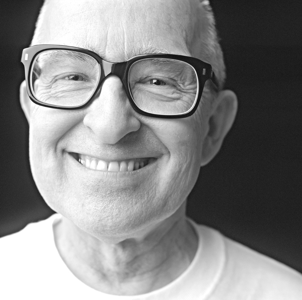 Happy Old Man in Black and White 2015-4-22-23:12:28