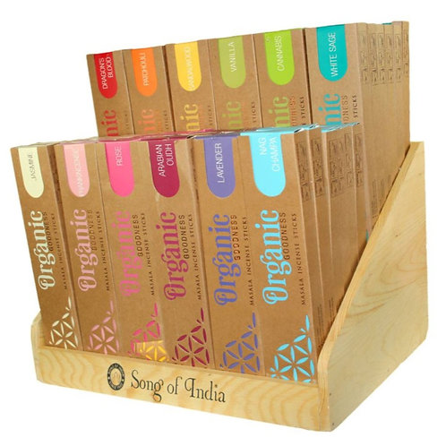 Song of India Organic Incense Sticks