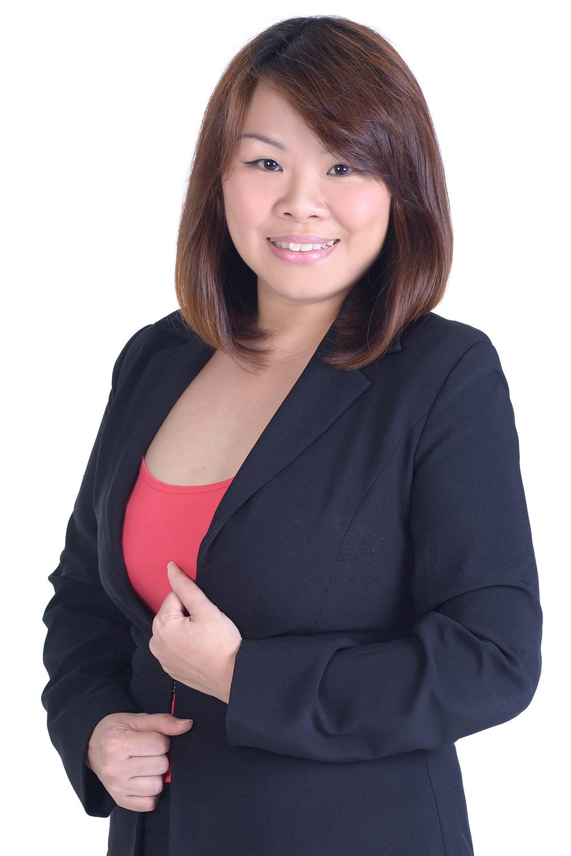 corporate headshot for branding by Lisa Lum