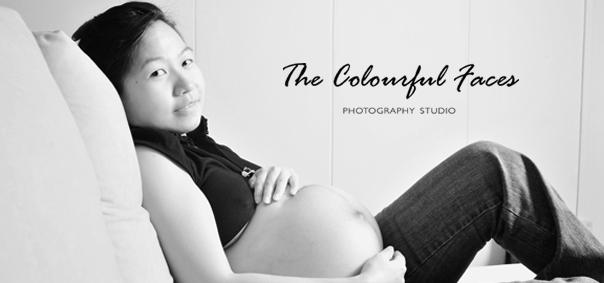 Casual maternity photoshoot