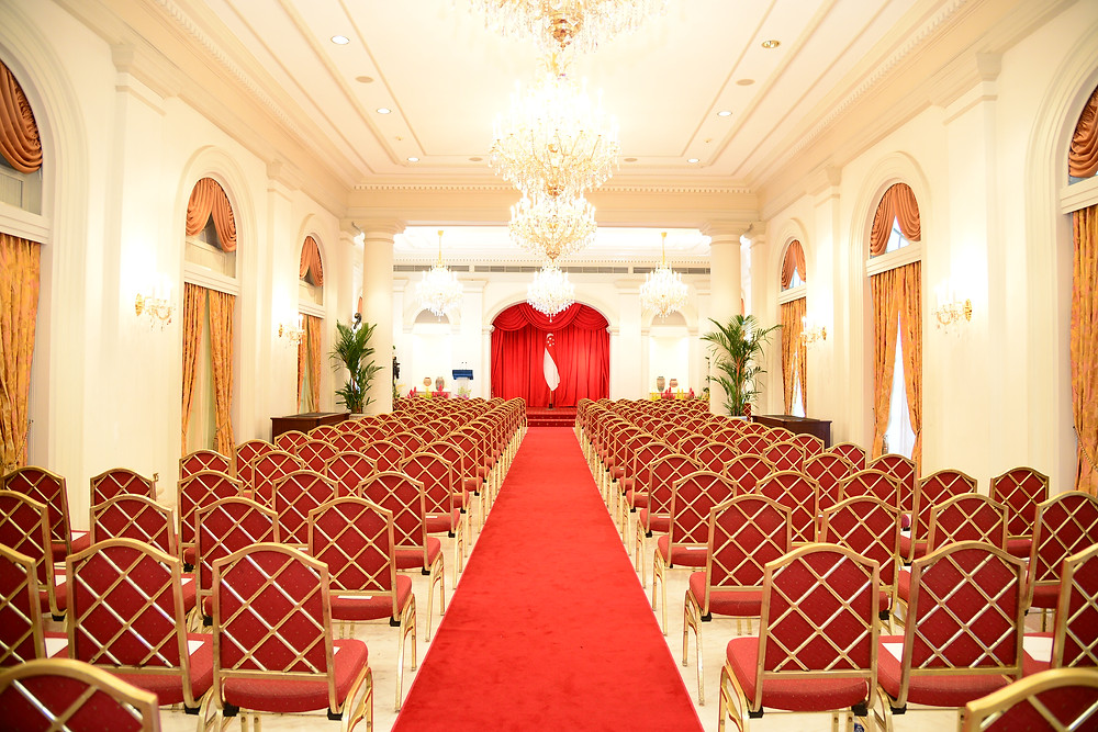 The Stateroom at The Istana
