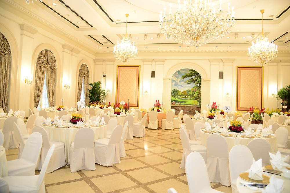 Istana banquet hall