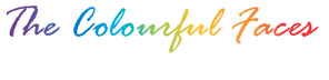 The Colourful Faces Studio Logo