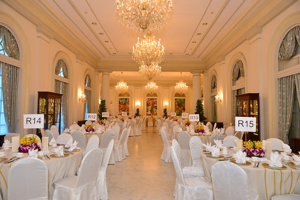 Banquet at the Istana