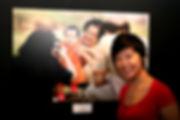 Lisa Lum 1st prize award-winning photo for NDP 2009 titled '' 3 Generation''
