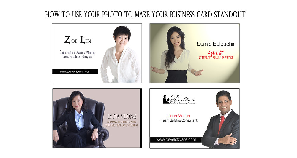 corporate photos for namecards