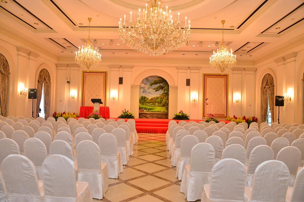 Istana hall