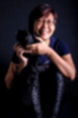 Lisa Lum female portrait photographer in Singapore