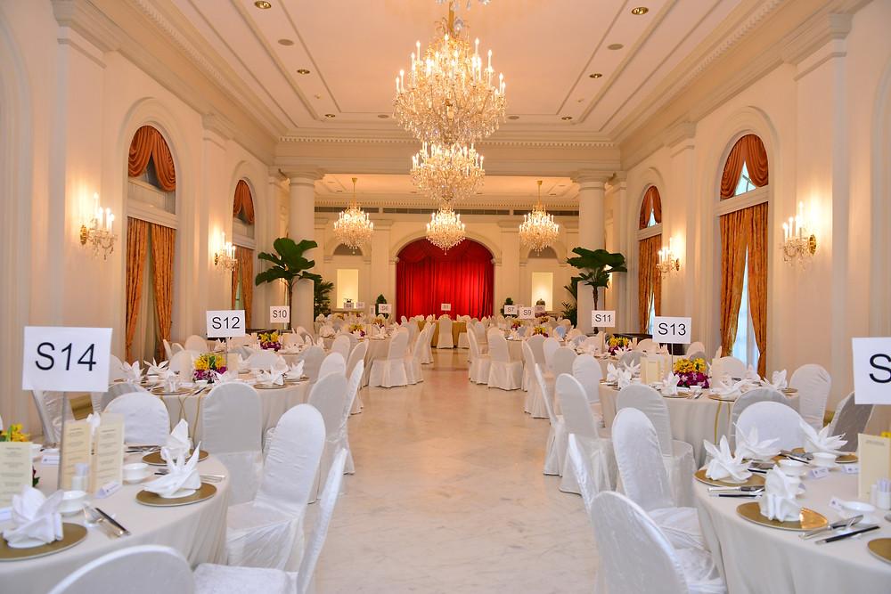 Istana banquet