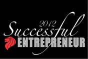 Successful Entrepreneur Award 2012 logo