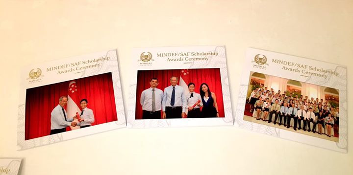 Awards Ceremony stage photo and instant prints