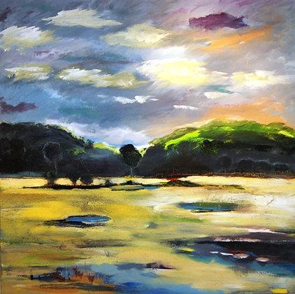 Antek - Landschaft I