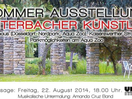 Sommer-Ausstellung Unterbracher Künstler