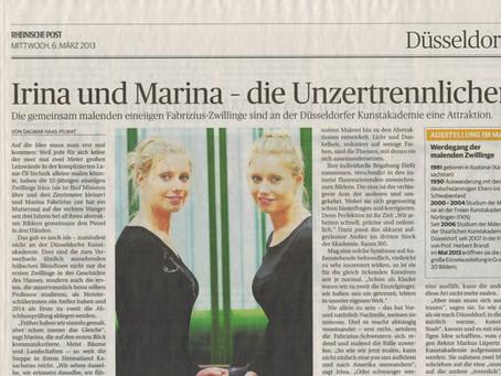 Irina und Marina - die Unzertrennlichen