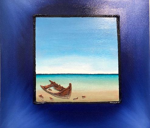 Gess, Iris - Schöne Aussicht mit Boot