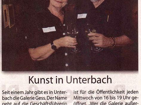 Kunst in Unterbach