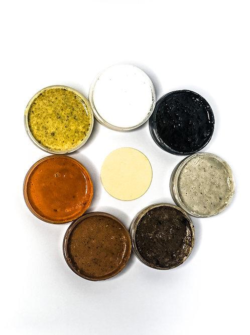 Cleanser Bar in a Jar