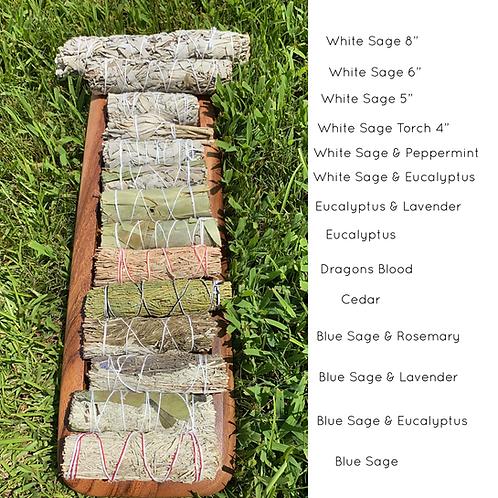 Sage Smudge Stick Bundle Sale