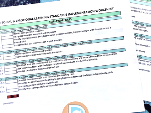 Develop your school Social Emotional Learning (SEL) program using this resource.