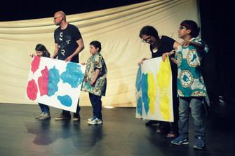 Spectacle des enfants de l'IME de Villeneuve d'Ascq