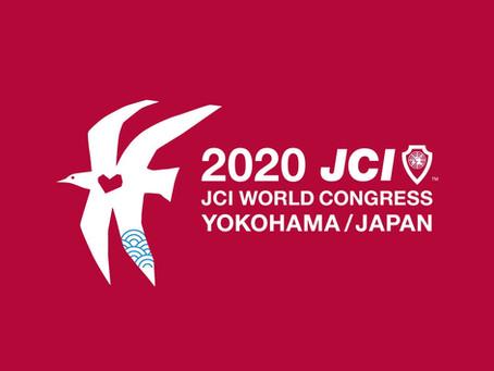 Congresso Mundial da JCI 2020 – Yokohama Japão