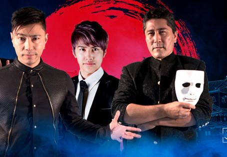 A Magia Oriental: Show de Ilusionismo e Mágica – JCI Brasil Japão