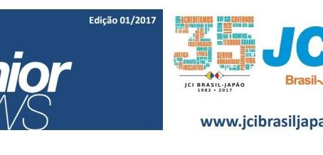 Junior News 1a Edição de 2017 – JCI Brasil Japão
