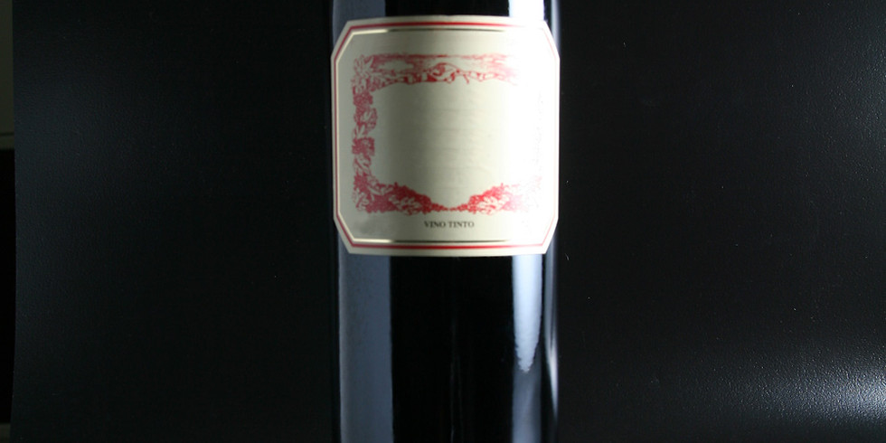 Online wine tasting - Session 5 - Read the label