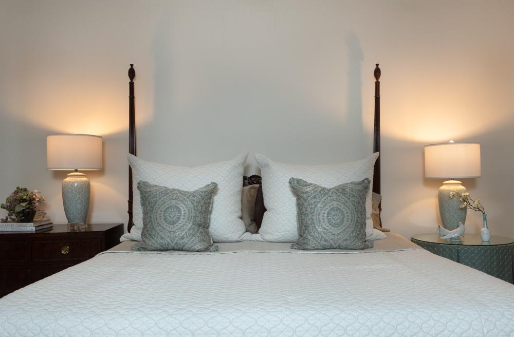 Gessner Bed Close Up