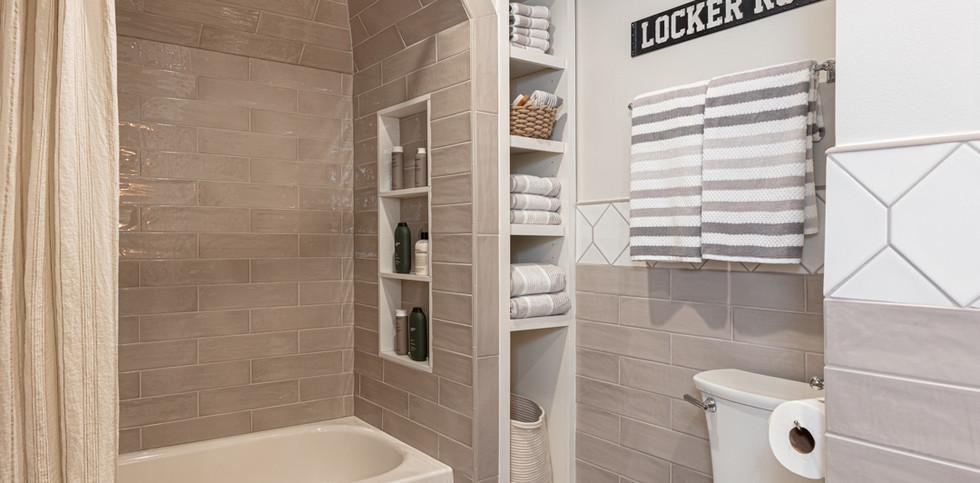 Bellaire Boys' Bathroom Remodel
