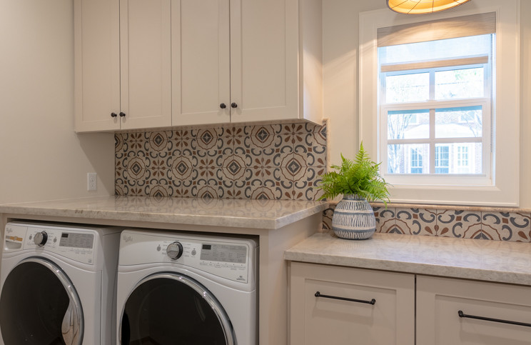Bellaire Laundry Remodel