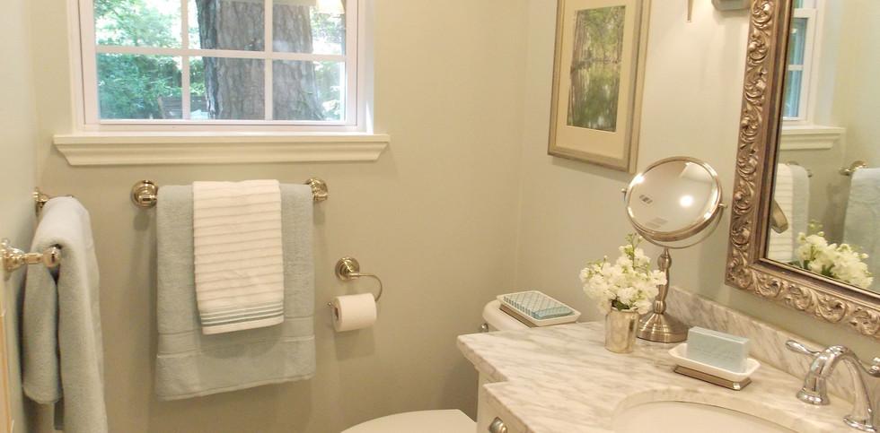 Spring Branch Master Bathroom