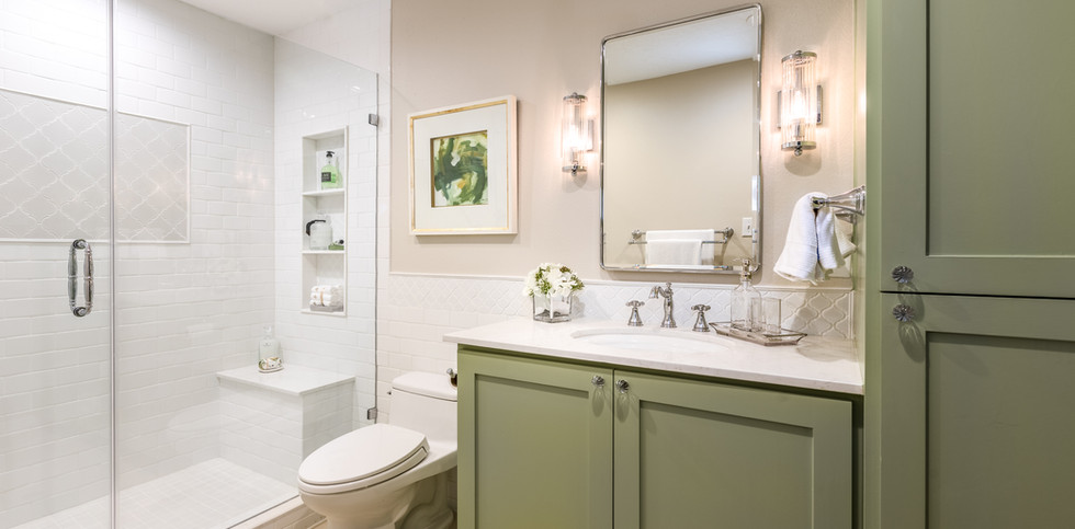 Energy Corridor Bathroom(s)