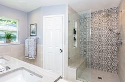 Memorial Bathroom Remodel