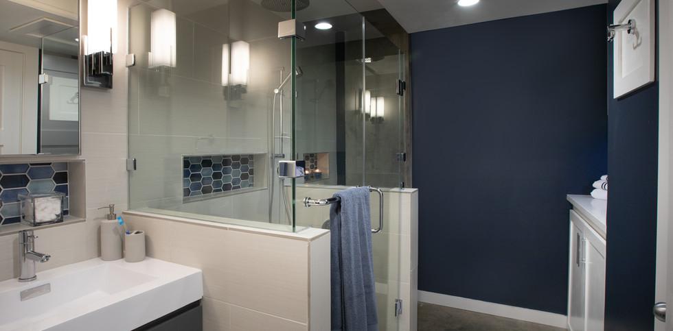Midtown Bath Remodel
