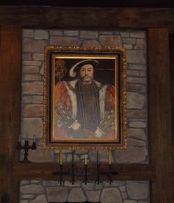 King Henry Mantel