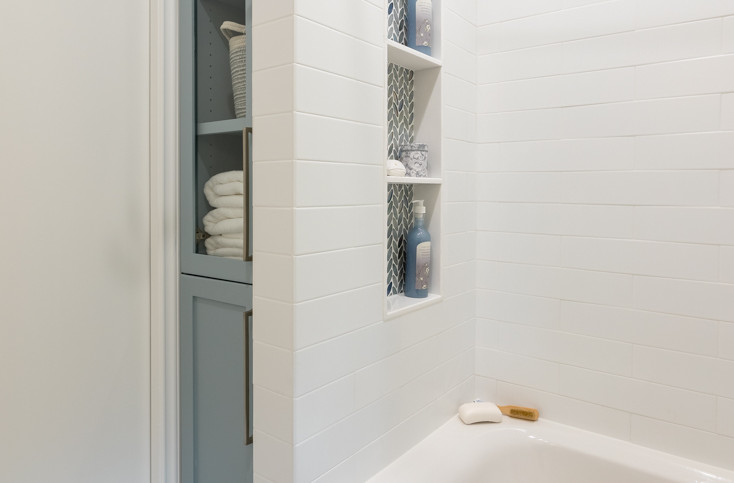 Memorial Master Bath Remodel