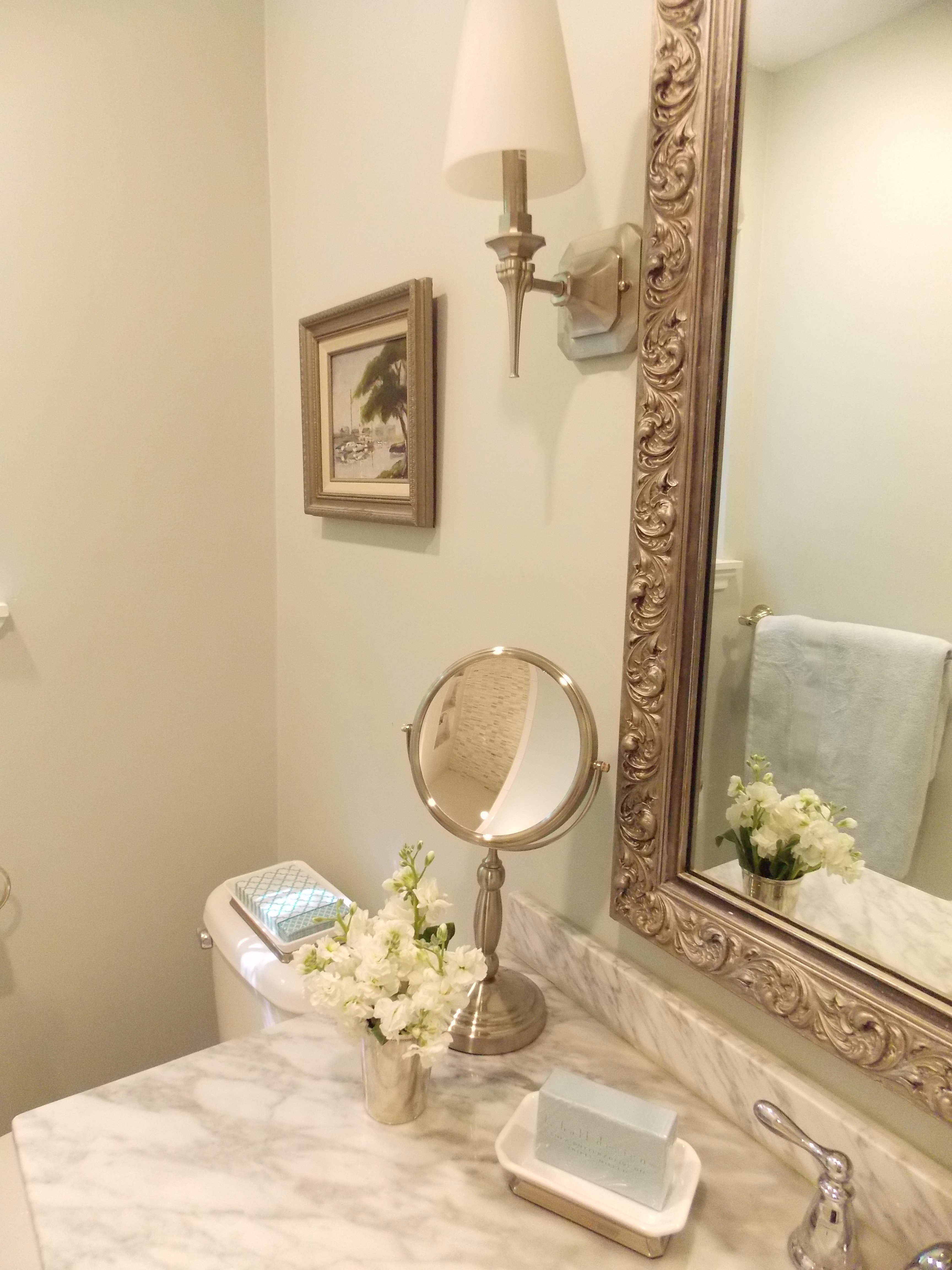 After Bathroom Redmodel