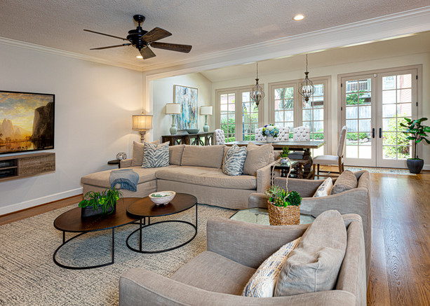 Bellaire Family Room