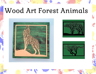 Wood Forest Animals.png
