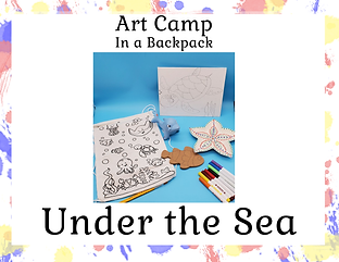 Summer Camp in A backpack - Under the Se