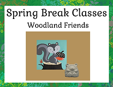 Spring Break Classes - Woodland Friends.