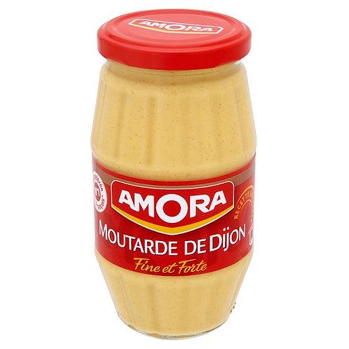 Amora Dijonská hořčice ostrá 440g