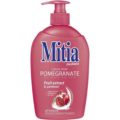 Mitia mýdlo tekuté pomegranate 500ml
